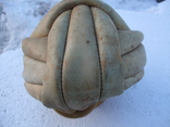 Кожаный футбольный мяч из СССР photo 6