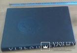 Книга почета 1964 г. Чистая, тираж 25000 размер 400*300мм, фото №12