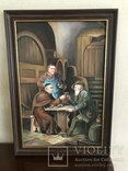 Монах и Охотник в Таверне