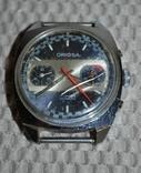 Часы хронограф oriosa Швейцария