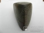 Каменный сверленный топор культуры круга шнуровой керамики. 2500-2000 гг. до н.э. photo 6
