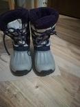 Бу термо сапожки зима, на девочку, 30-31 размер