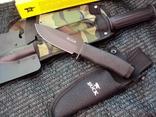 Походный нож. Нож BUCK 768 Hunting Knife.