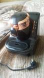 Кофеварка для приготовления кофе по турецки, цвет черный.
