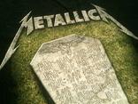 Metallica - фирменная футболка разм.М