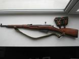 Макет ММГ карабина Мосина образца 1938 г. - выпуск 1943 года.