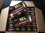 Сигаретные гильзы для набивки табаком ML 350 шт. x 2 коробки