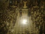 Праздник Великой Субботы в Гробе Господнем 1906 год