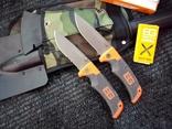 Складной нож Gerber Scout Bear Grylls. Нож в машину, на природу, в поход. 1 штука