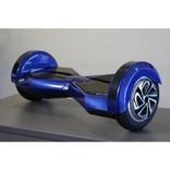 Гироскутер Smart Balance 8. bluetooth музыка Подсветка-синий