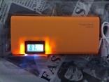 POWERбанк с дисплеем на 16 000mAh.