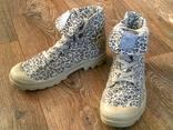 Palladium - фирменные кеды кроссовки (Индонезия) разм.39