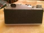 Фотоаппарат LEICA D.R.P. военный номерной с комплектом объективов в отличном состоянии, фото №7