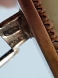 Советские запонки. Серебро 875 проба. Позолота., фото №9