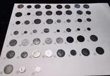 Коллекция царских серебряных монет (50 шт. + монета № 46 ( копия) идет бонусом) photo 2
