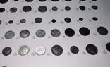 Коллекция царских серебряных монет (50 шт. + монета № 46 ( копия) идет бонусом) photo 3