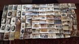 Різні старі фотографії 100шт. +бонус 100шт. фото від 45-80р.
