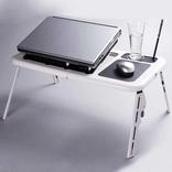 Охлаждающий складной столик для ноутбука E-Table