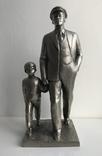 Ленин с ребенком, фото №2