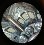 Золотой браслет 56 пробы с бриллиантами photo 9