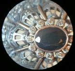 Золотой браслет 56 пробы с бриллиантами photo 14