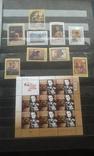 Большой лот марок. 9 альбомов. photo 3