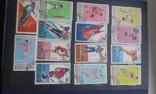 Большой лот марок. 9 альбомов. photo 83