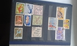 Большой лот марок. 9 альбомов. photo 87