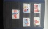 Большой лот марок. 9 альбомов. photo 88