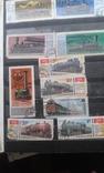 Большой лот марок. 9 альбомов. photo 96