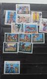 Большой лот марок. 9 альбомов. photo 144
