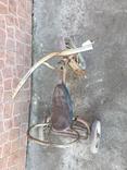Велосипед и детская качеля сср photo 4