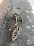 Велосипед и детская качеля сср photo 1