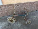 Велосипед и детская качеля сср photo 12