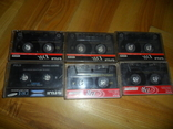 Аудиокассета кассета FUJI 90 И 60  - 6 шт в лоте кассеты аудио, фото №4