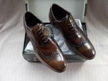 Туфли мужские,Frank Iames,Англия,1 пара,46 размер