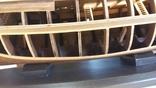 Модель парусника, фото №6