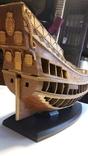 Модель парусника, фото №11