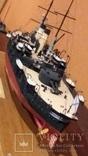 Модель броненосца Сисой Великий, фото №6