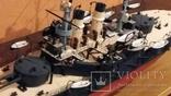 Модель броненосца Сисой Великий, фото №7