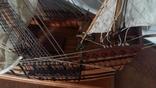Модель Каравеллы Колумба Hao Santa Maria, фото №3