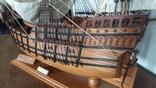 Модель Каравеллы Колумба Hao Santa Maria, фото №4