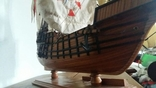 Модель Каравеллы Колумба Hao Santa Maria, фото №8
