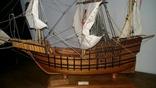 Модель Каравеллы Колумба Hao Santa Maria, фото №9