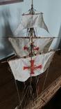 Модель Каравеллы Колумба Hao Santa Maria, фото №10