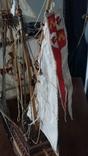 Модель Каравеллы Колумба Hao Santa Maria, фото №11