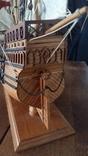 Модель Каравеллы Колумба Hao Santa Maria, фото №12