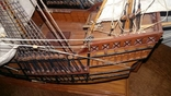 Модель Каравеллы Колумба Hao Santa Maria, фото №13