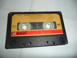 Аудиокассета кассета Basf LH extra I 90 - 3 шт в лоте + бонус, фото №7