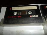 Аудиокассета кассета Basf Ferro Extra I 90 и 60 - 6 шт в лоте, фото №5
